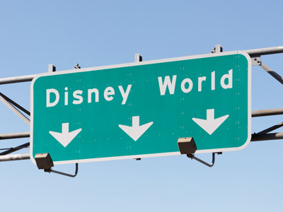 Guide to Disney World Image