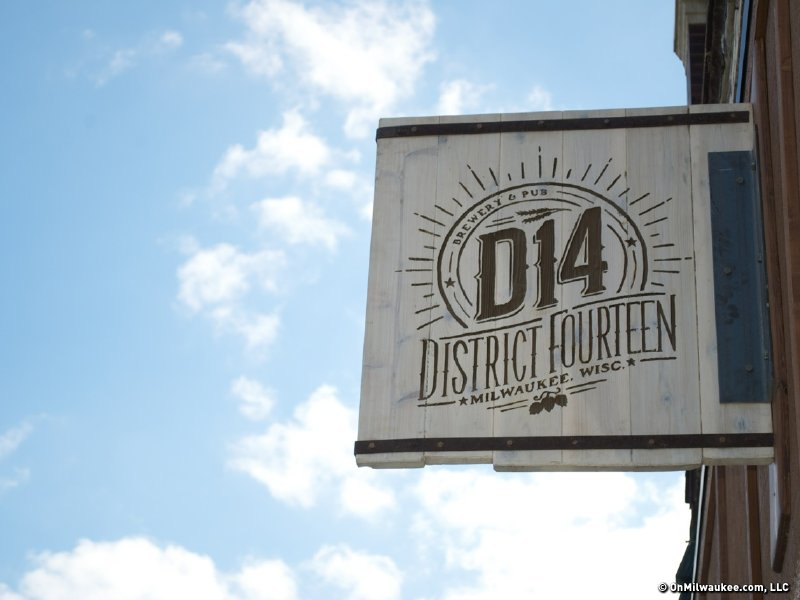 District 14 Brewery & Pub swings open its doors  Image