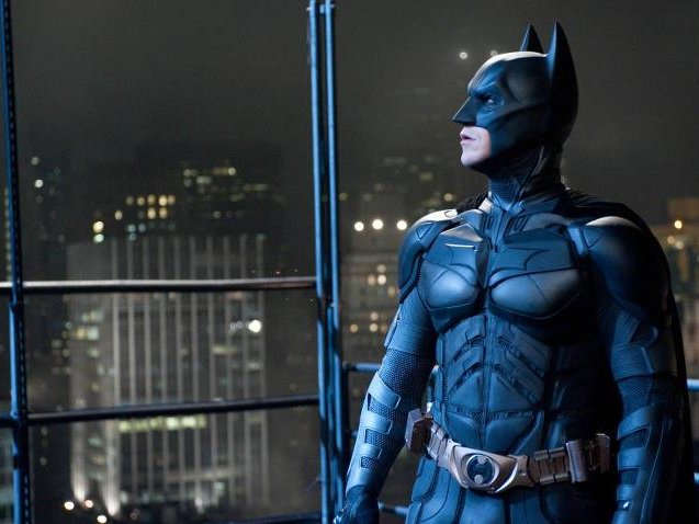 "Batman returns to the big screen this Friday in ""The Dark Knight Rises,"" but you can see it first."