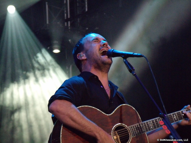 Dave Matthews and friends set up four venues across the country and put together a fantastic group of musicians to play the three-day Caravan festival.