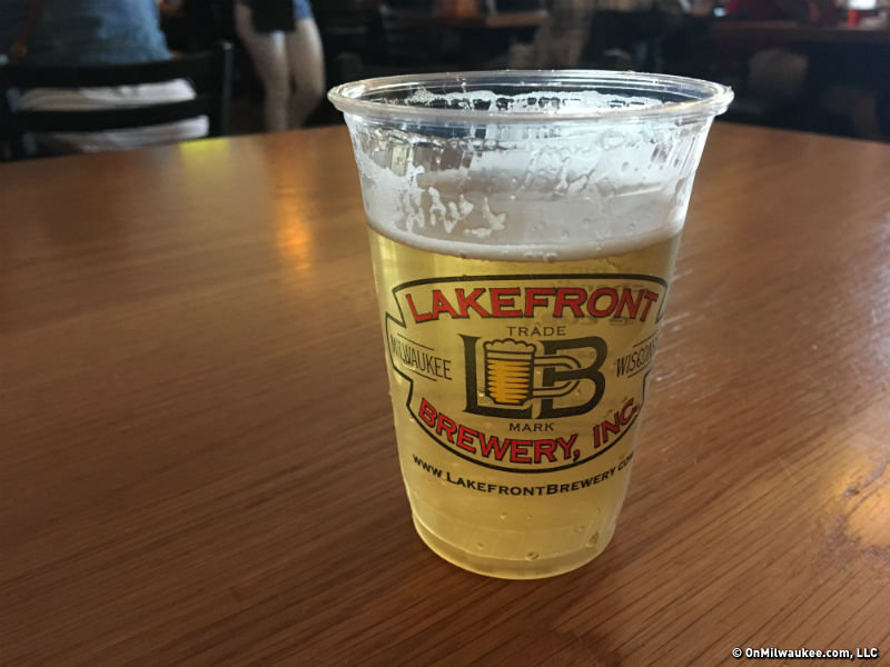 9b4825032d Milwaukee Bucket List: Does Lakefront Brewery live up to the hype ...