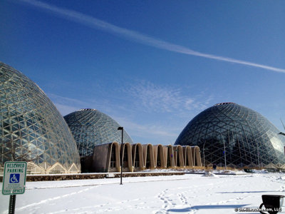 Milwaukee County Executive Chris Abele announces update on the Domes Image