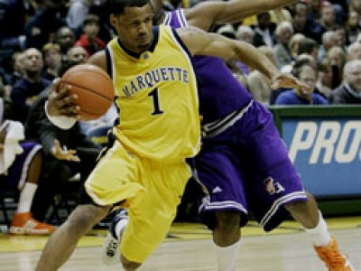 Marquette's James isn't ready to take the next step