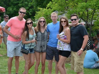 Get a taste of the untapped at the Door County Wine Fest on June 24 Image