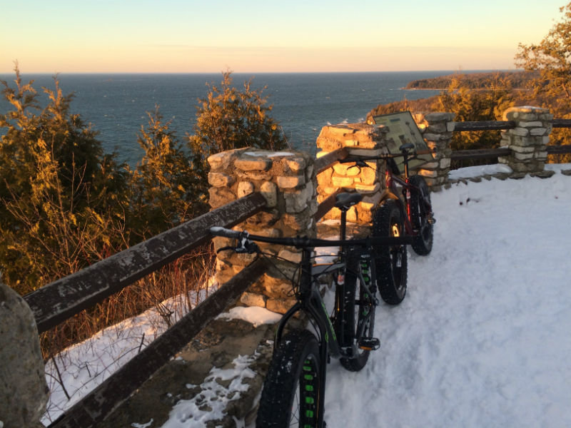 A Winter Weekend In Door County Through A Natives Eyes Onmilwaukee