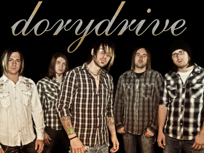 Currently on tour opening for Hinder, Dorydrive is heading east to push their blend of active rock, pop, metal and country sonically across the country.