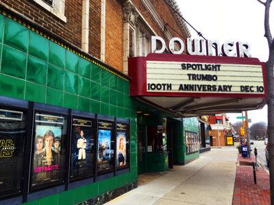 Urban spelunking: Downer Theatre turns 100