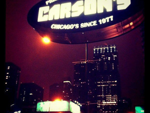 Carson's, a Windy City institution, has two locations in Chicagoland.