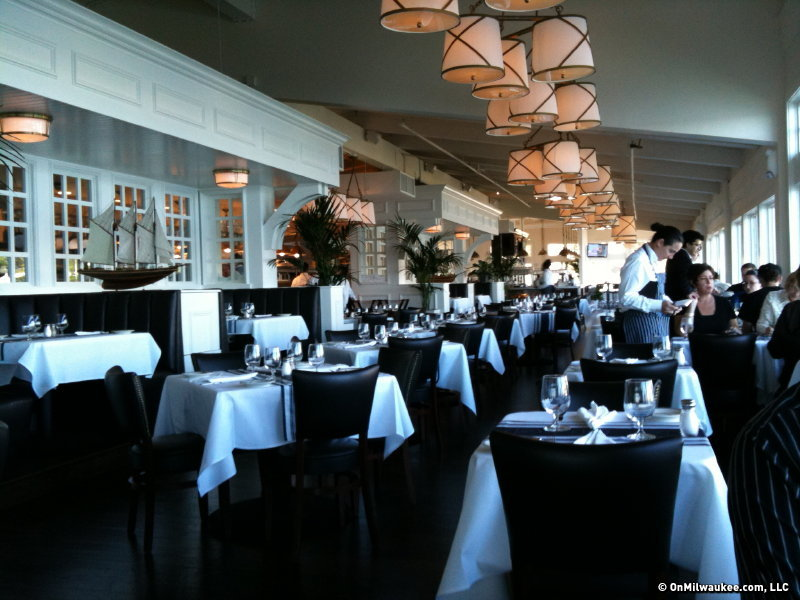 Eat At Harbor House Or One Of The Other Downtown Elishments To Get A Taste City