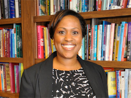 Dr. Darienne Driver is the first woman superintendent for MPS.