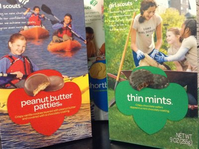 Drive-thru Thin Mints