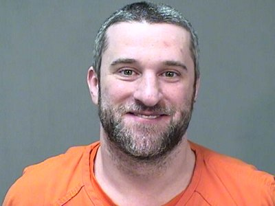 Screech back to jail Image