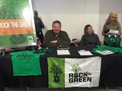 Rock the Green hosts Earth Day Celebration