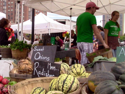 Catch the East Town market before season ends