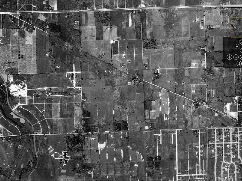 Nowadays, that's Cooper Park, Kops Park, Enderis Park and Mount Mary. Back in 1937, not so much yet.