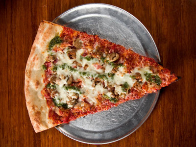 New Classic Slice location delivers pizza to North Avenue Image