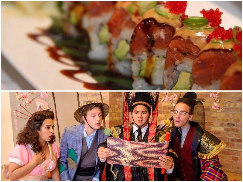 Eat, Play, Applaud: A journey to Japan with Kanpai and 'The Hot Mikado'