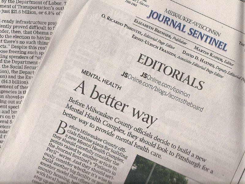 Newspaper editorials how to write