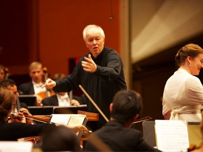 Milwaukee Talks: MSO Maestro Edo de Waart