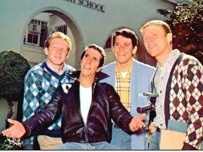 The 1956 Presidential Election Inspired An Episode Of Happy Days