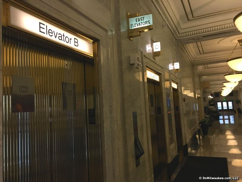 Elevators are changing some find it confusing onmilwaukee for 1 story elevator