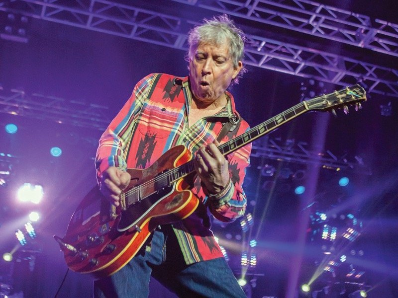 Rocker Elvin Bishop On Growing Up And His College Stint As A Physics