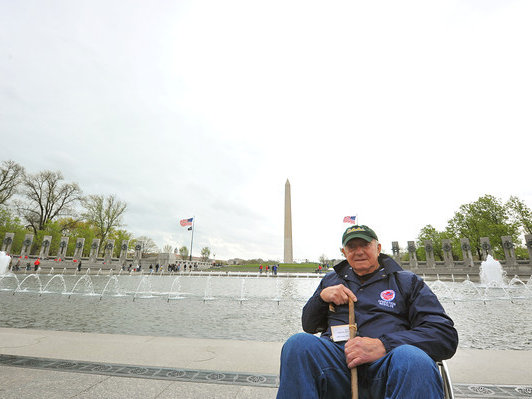 "Freethink Media captured the experiences of World War II veterans in last year's ""Honor Flight."""