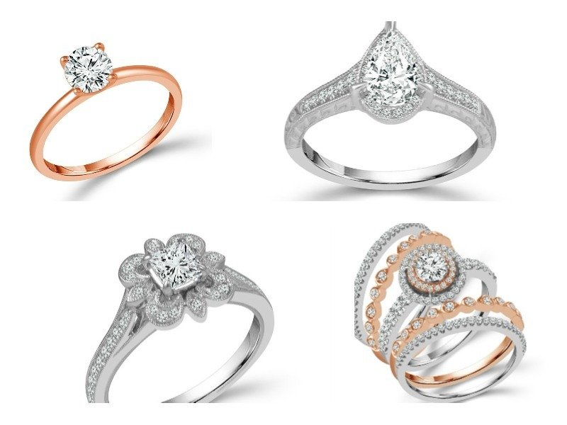 How engaging The top engagement ring trends of 2018 OnMilwaukee