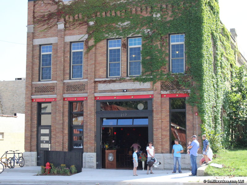 Engine Company No 3 To Open Tuesday In Walker S Point