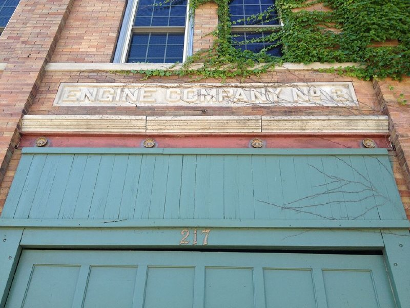 The new brunch/breakfast spot Engine Company No. 3 opened last month.