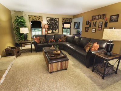 Enjoyable entertainment spaces generate happy house gatherings