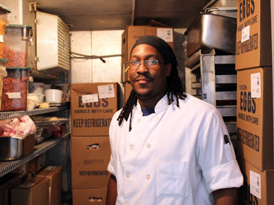 Sous me: A chat with Erick Fisher of Blue's Egg