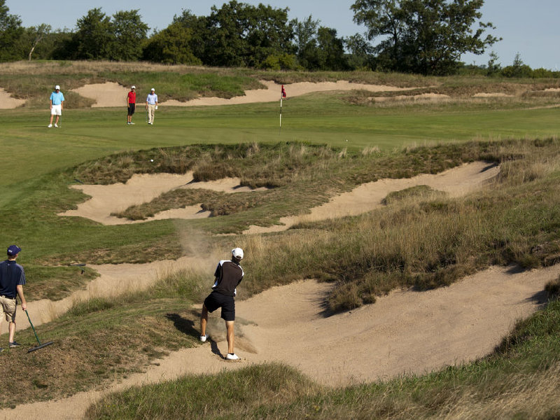 US Amateur A Preview For Open At Erin Hills OnMilwaukee - Us open erin hills map