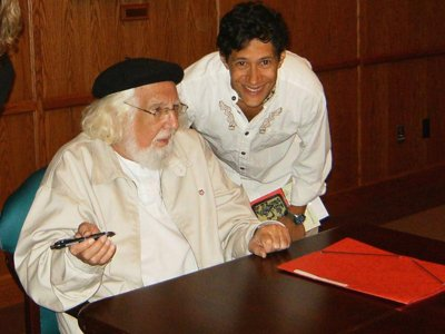 An evening with poet Ernesto Cardenal