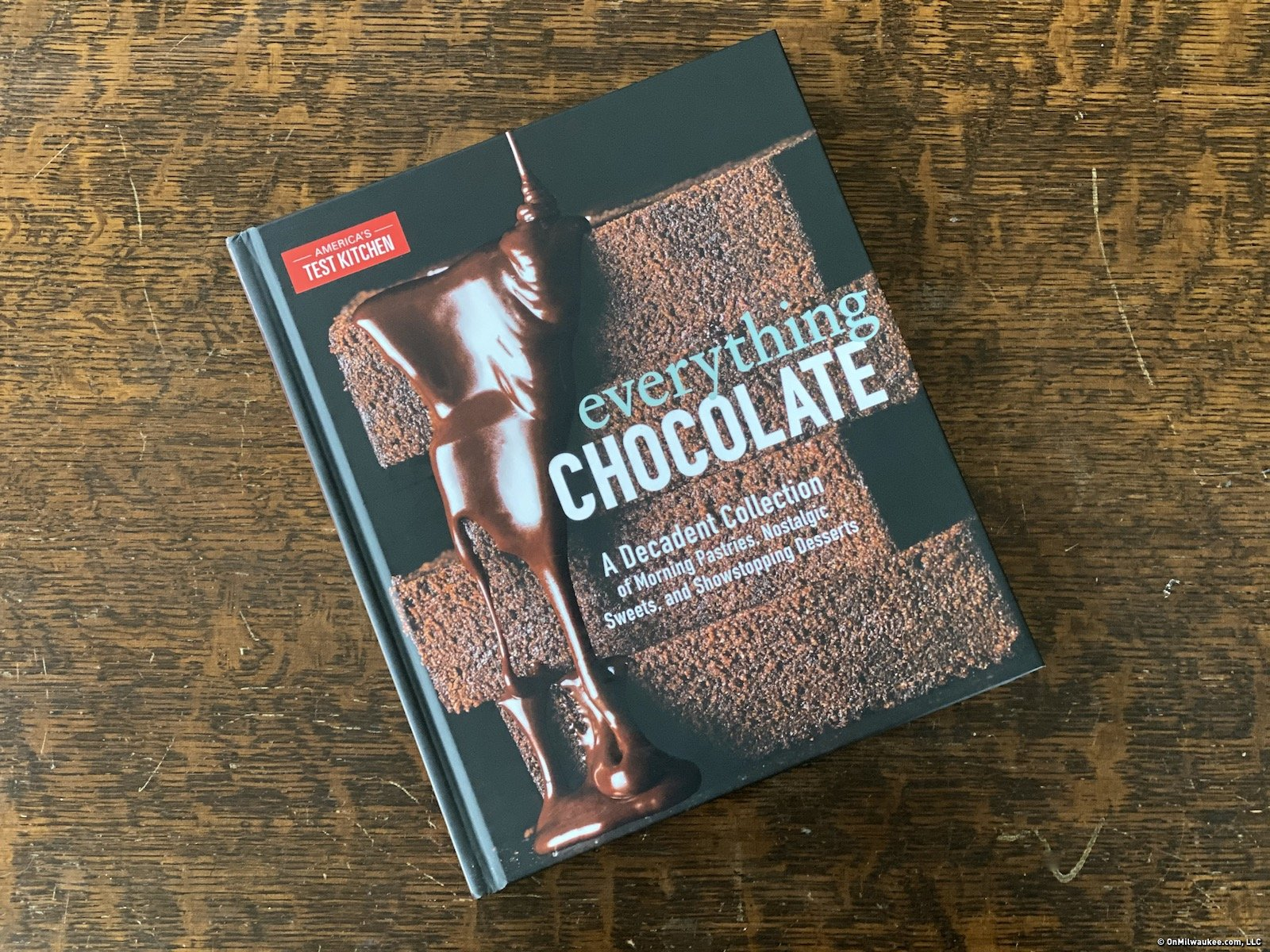 New America S Test Kitchen Everything Chocolate As Useful As Is Beautiful