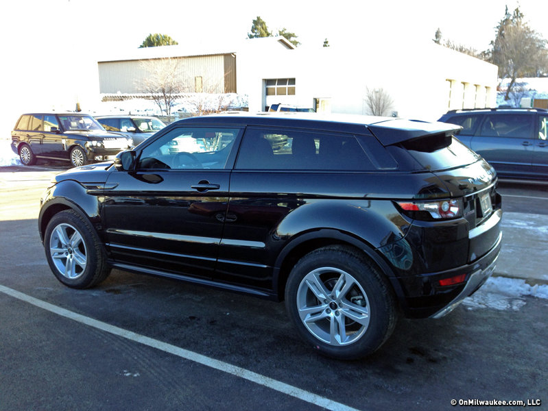 To know the Evoque is to love it.