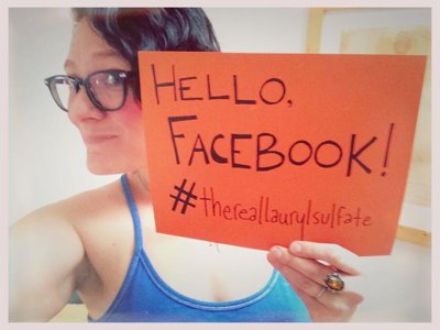 Local woman challenges Facebook's