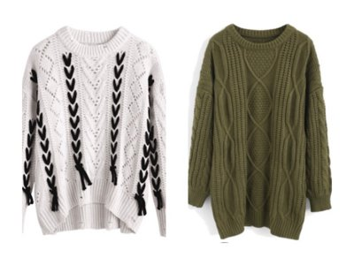 4 fabulous fall sweater combos for any situation