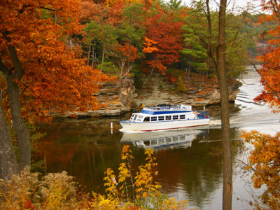 Fall in the Dells Image