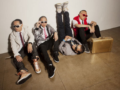 Far East Movement rises