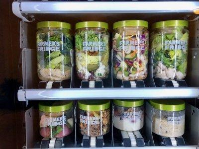 Farmer's Fridge reboots the vending machine with fresh, healthy options