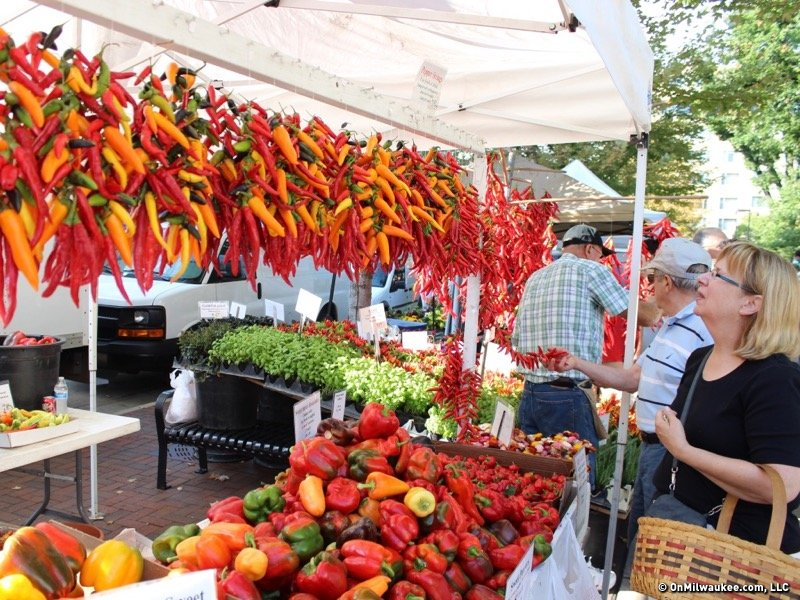 South Madison Farmers Market Has New >> 2019 Farmers Markets Guide Onmilwaukee