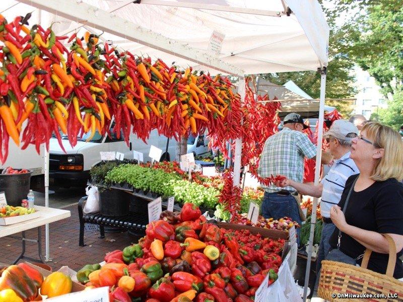 2018 farmers markets guide - OnMilwaukee