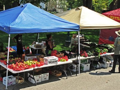 10 tips for getting the most out of the farmers market