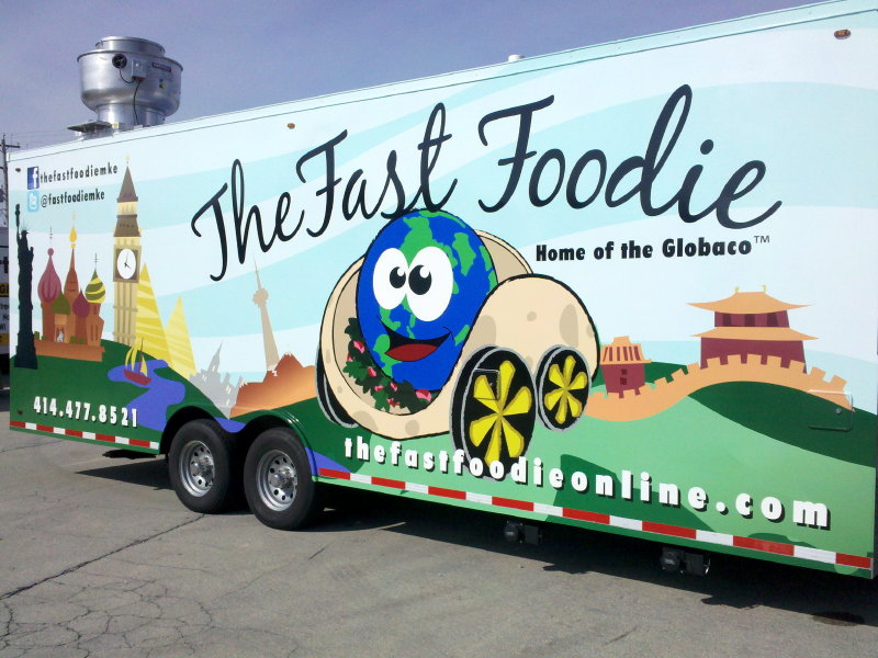 the fast foodie home of the globaco