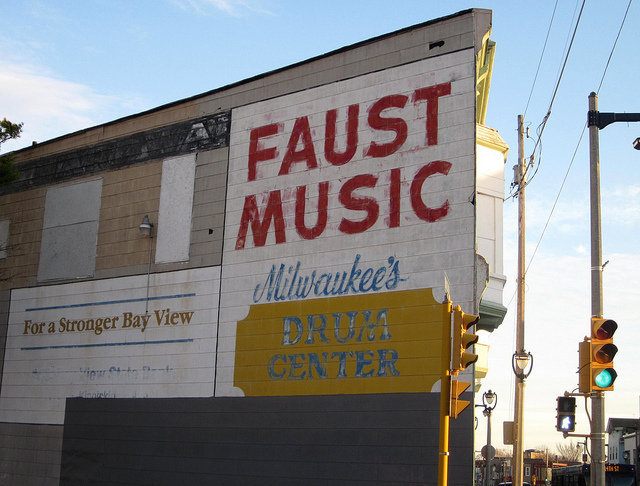 Faust closed after its owner Bill Regalado died in October 2013.