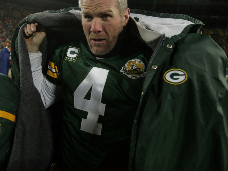 Leaves Are Turning And Brett Favre Is >> Mentally Tired Favre Decides To Call It Quits Onmilwaukee