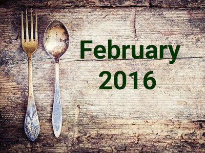 February food events