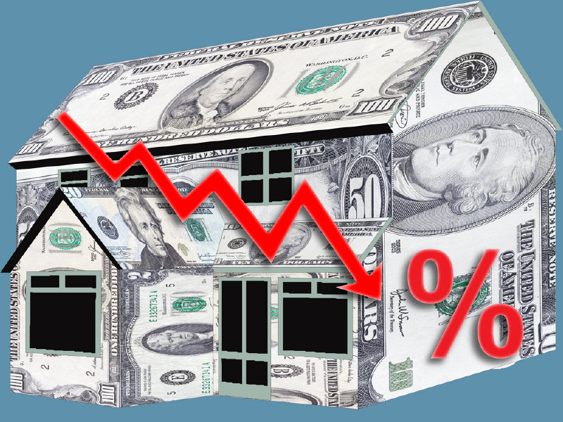 Mortgage Crisis Cartoon