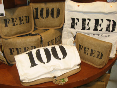FEED 100 bags help Rwanda's hungry children